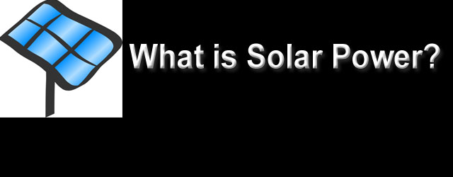 Solar power is the conversion of sunlight into electricity, either directly using photovoltaics (PV), or indirectly using concentrated solar power (CSP). Solar photovoltaics (PV) are commonly called 'solar panels', and […]